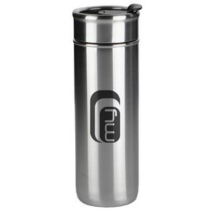 Kingston 18oz stainless steel vacuum tumbler with lid